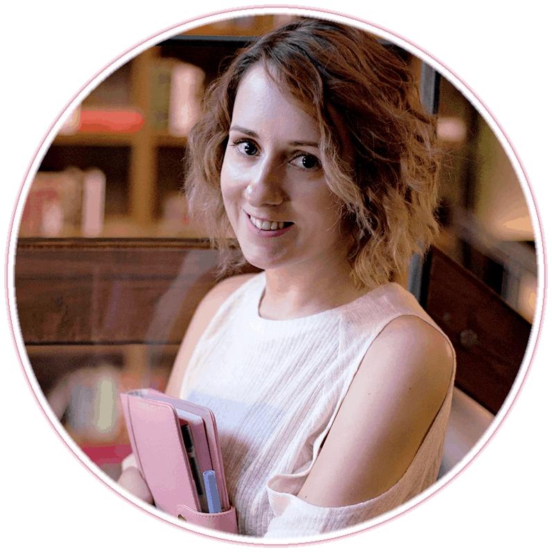 Masha from Masha Plans Blog