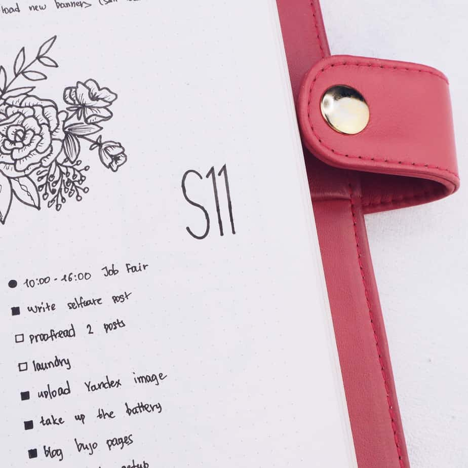 11 Creative Ways To Fix Bullet Journal Mistakes | Masha Plans