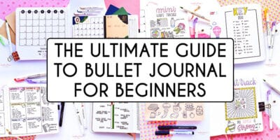 What Is A Bullet Journal? The Ultimate Guide To Bullet Journal For Beginners | Masha Plans