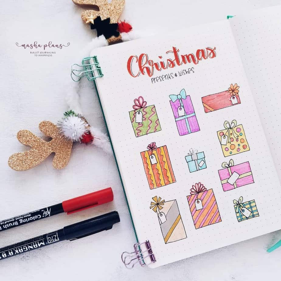 How To Organize Collections In Your Bullet Journal (+ 50 Page Ideas) | Masha Plans