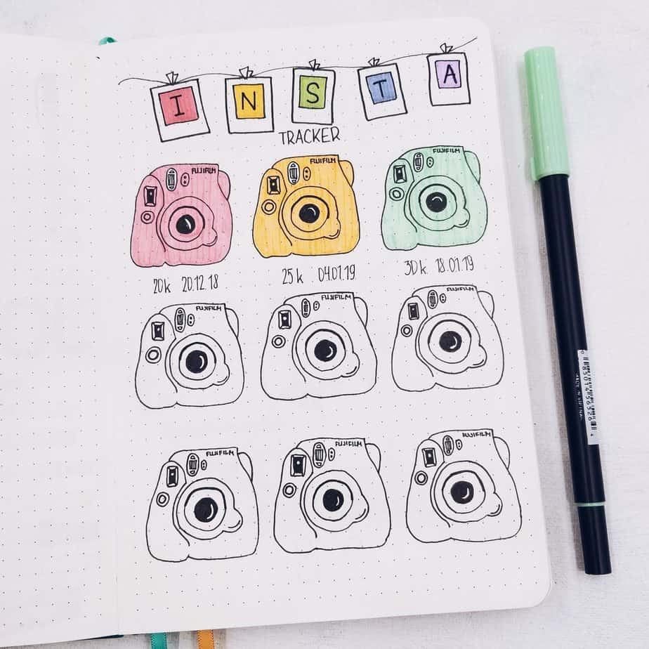 300+ Bullet Journal Page Ideas | Masha Plans