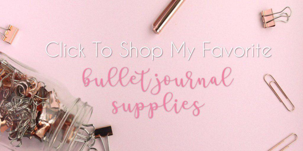 Masha Plans Blog | Shop My Favorite Supplies