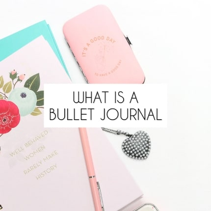 Masha Plans | What Is A Bullet Journal