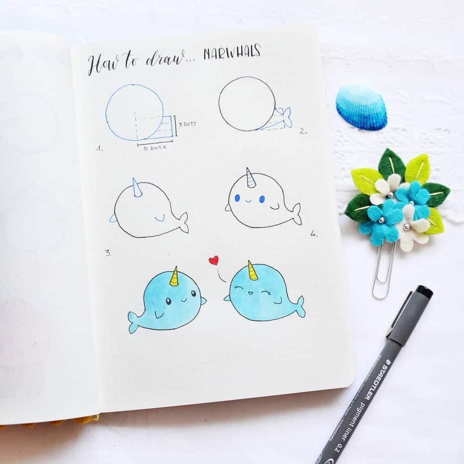 Master Your Bullet Journal Doodles, @lifeinabujo | Masha Plans