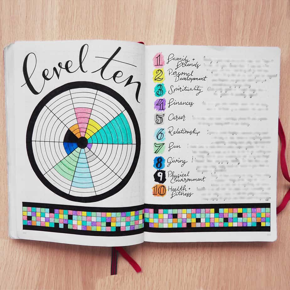 Level 10 life by @rachelmayplans | Masha Plans