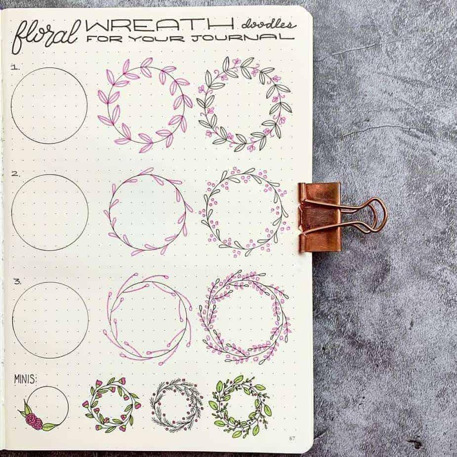 How To Draw Flowers - tutorial by @plansthatblossom | Masha Plans