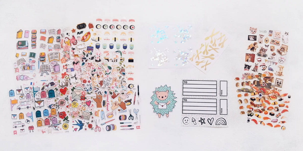 Pipsticks Sticker Club Review, Stickers | Masha Plans