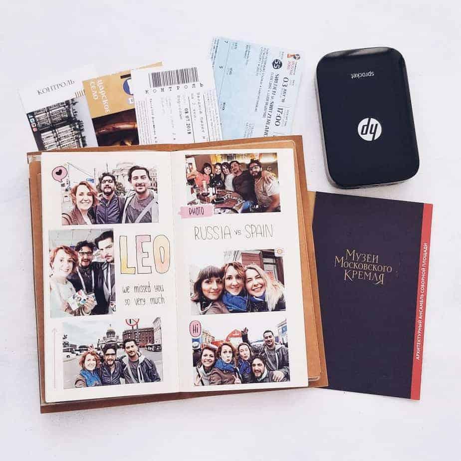 Comprehensive Guide To Travel Bullet Journal | Masha Plans