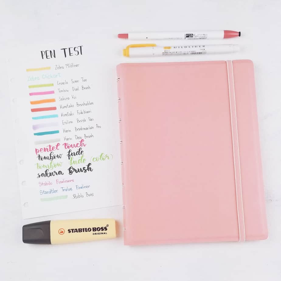Plan With Me: Travel Bullet Journal Setup | Masha Plans