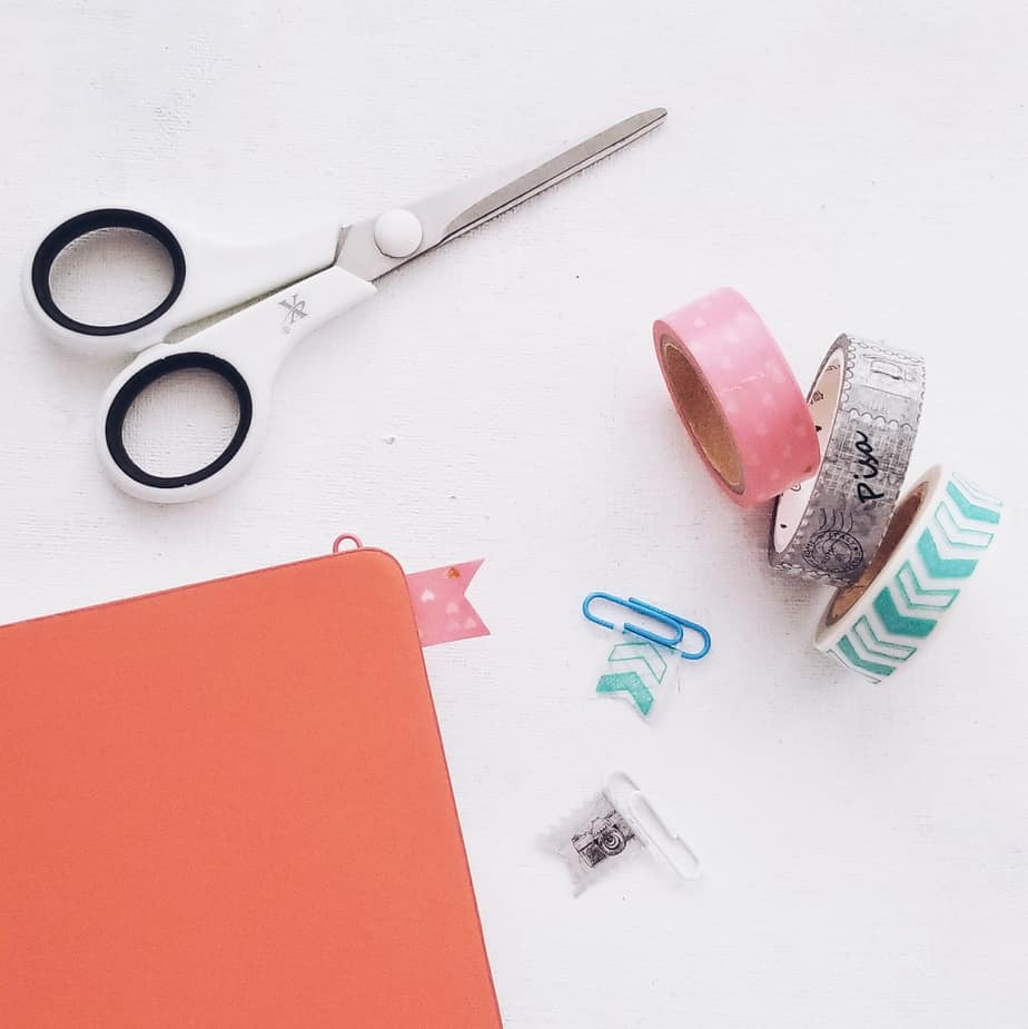 13 Genius Washi Tape Ideas For Your Bullet Journal   Masha Plans