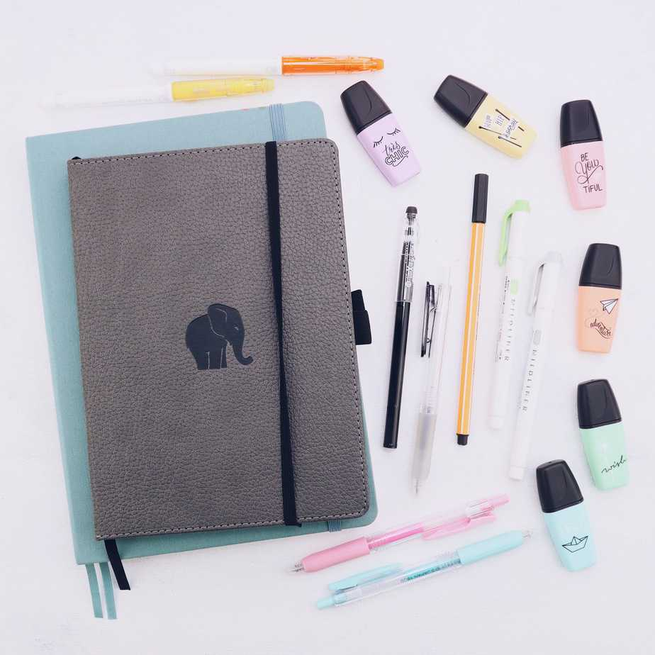 Why Use Your Bullet Journal For School and 7 Page Ideas, Study Journal Supplies | Masha Plans