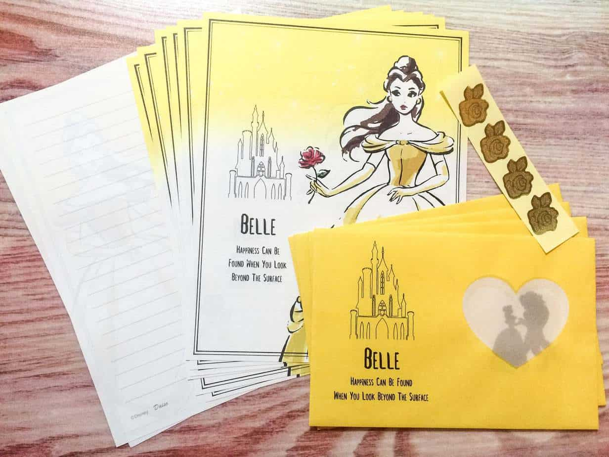 Disney Stationery Supplies