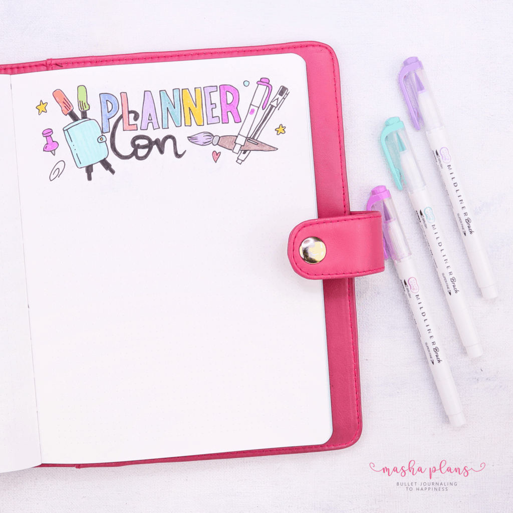 March Plan With Me: Self care theme | Masha Plans