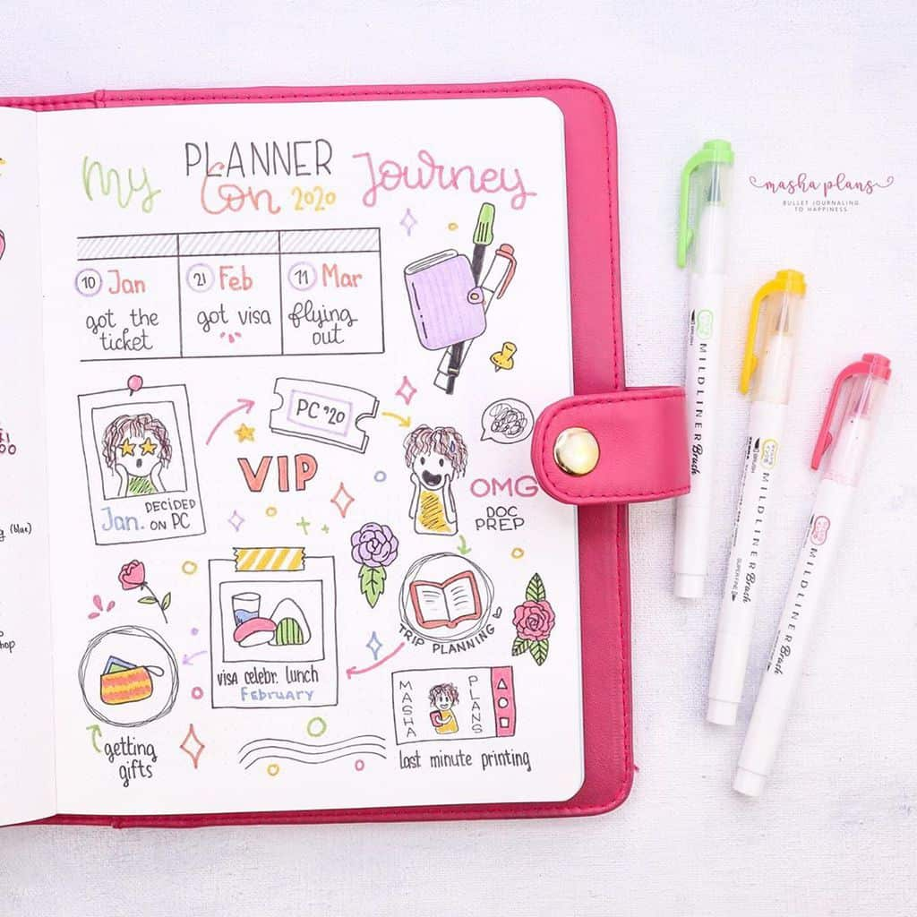 Getting Ready For Planner Con | Masha Plans