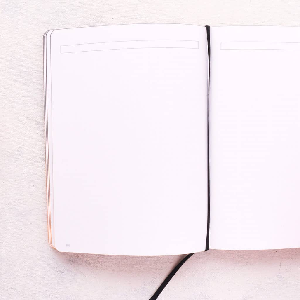 Nuuna Thinkers Notebook Review | Masha Plans