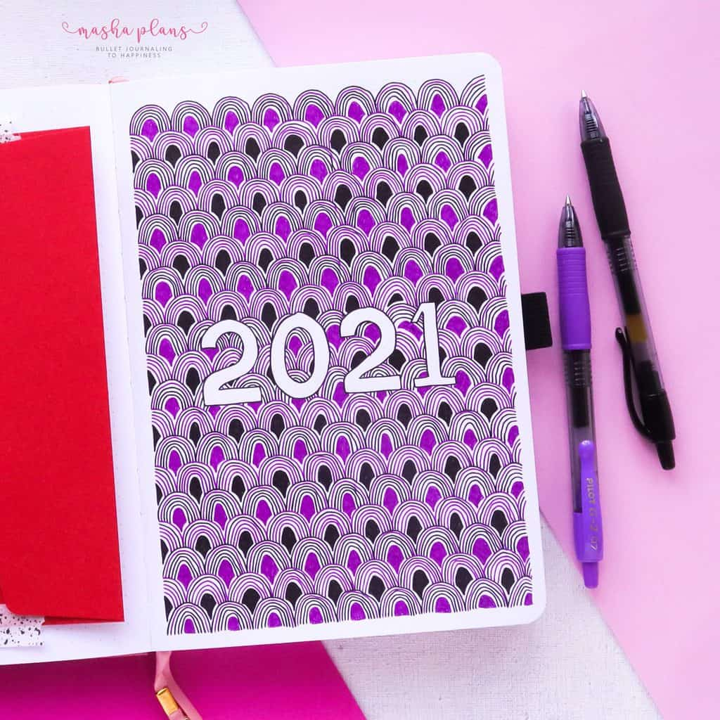 Best Doodling Pens, Pilot G2 | Masha Plans