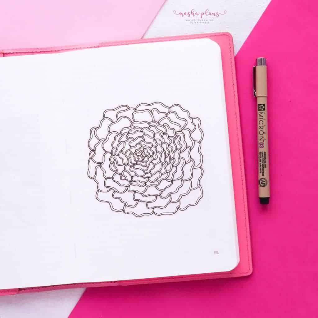 Best Doodling Pens, Sakura Pigma Micron | Masha Plans